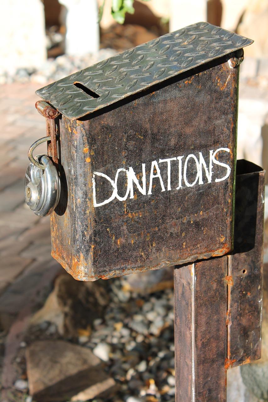 Les différents types de donation